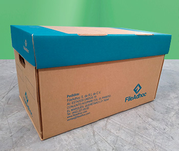 File Adhoc - Cajas especiales para archivo